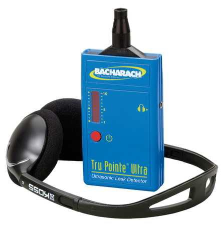 Ultrasonic Leak Detector, Bacharach, 28-8000