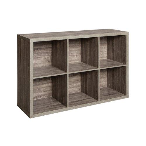 ClosetMaid Decorative Storage Cube Bookcase