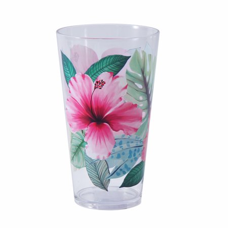 Mainstays Ms 21oz Tumbler Tropical