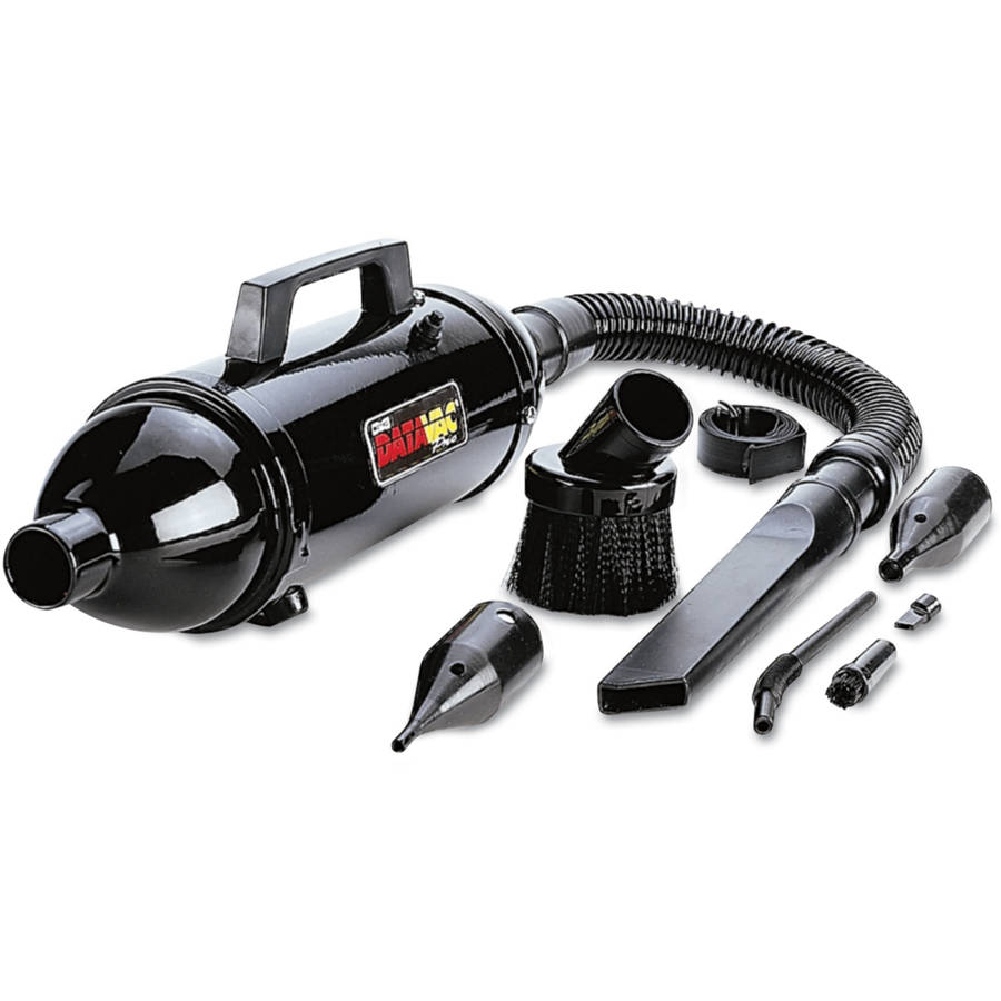 DataVac Metro Vac Portable Hand Held Vacuum and Blower with Dust-Off Tools