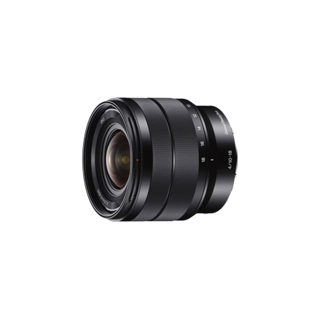 SEL1018 E 10-18mm F4 OSS E-mount Wide Zoom Lens