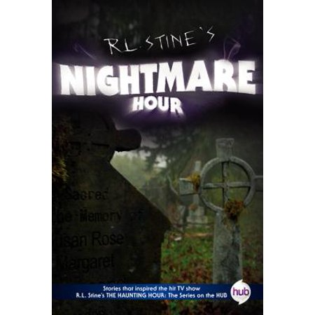 Nightmare Hour TV Tie-In - Zombie Halloween Rl Stine