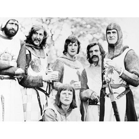 Terry Jones, Monty Python and the Holy Grail, 1975 Print ...