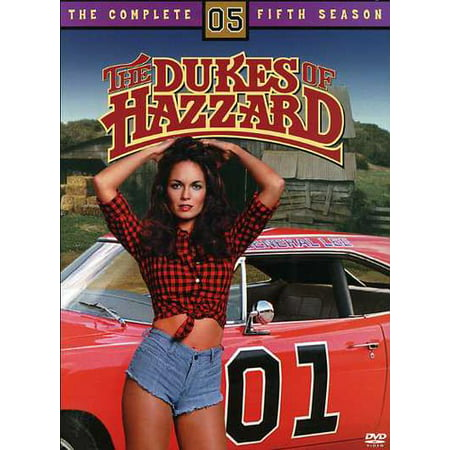 The Dukes Of Hazzard  The Complete Fifth Season