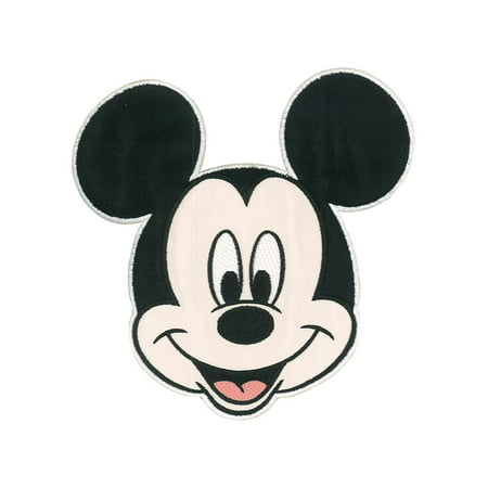Halloween Mickey Applique Designs (Simplicity Applique Disney Ex Lg Mickey)