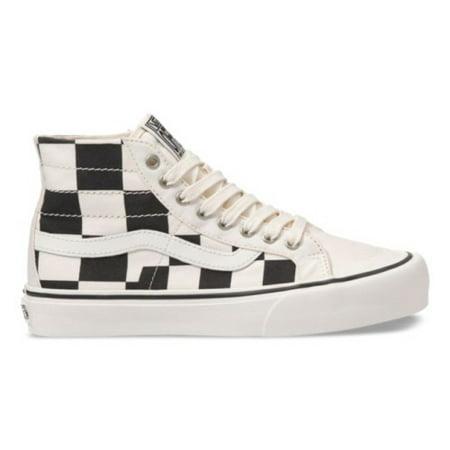Vans - Vans VN-0A3MV1UPY  SK8-HI 138 Decon SF Mega Checkered Black White  Sneakers (8 D(M) US Men) - Walmart.com 978a1d95e