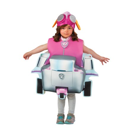 Deluxe Skye Toddler/Child Costume](Paw Patrol Skye Costume)