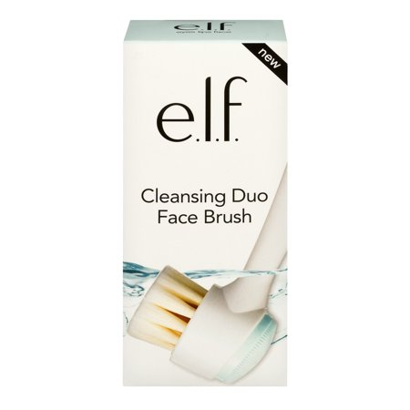 e.l.f. Cosmetics Cleansing Duo Face Brush