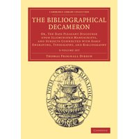 The Bibliographical Decameron - 3 Volume Set