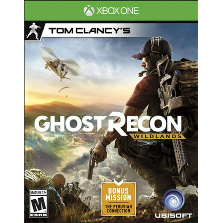 Tom Clancy's Ghost Recon: Wildlands Day 1 Edition, Ubisoft, Xbox One, 887256015732