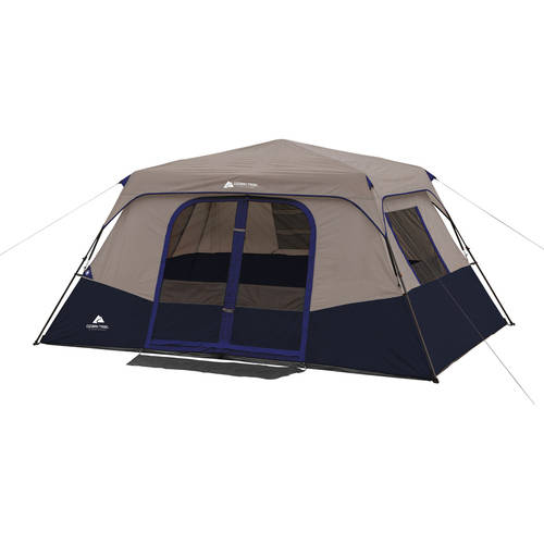 This button opens a dialog that displays additional images for this product with the option to zoom in or out.  sc 1 st  Walmart & Ozark Trail 8 Person Instant Cabin Tent - Walmart.com