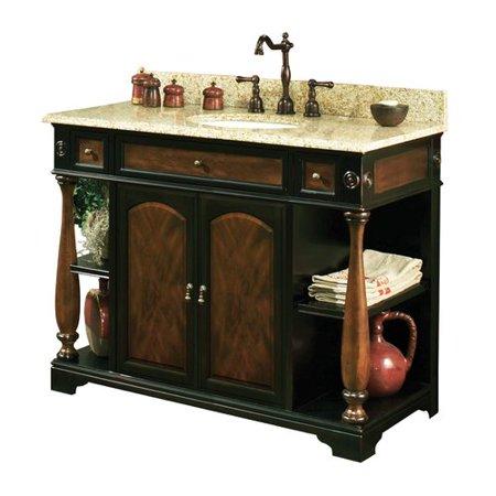 Sagehill designs haywood 48 39 39 bathroom vanity base for Sagehill designs bathroom vanity