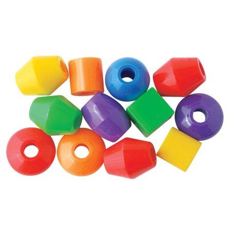 Jumbo Rosary Beads - 1 Pound Mix of Jumbo Beads, Multi Colors, Jumbo beads By The Beadery