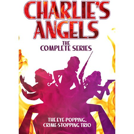 Charlie's Angels: The Complete Series (DVD) - Charlie's Angels Halloween