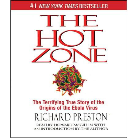 The Hot Zone : The Terrifying True Story of the Origins of the Ebola Virus](Halloween Origin Story)
