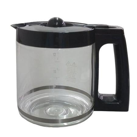Hamilton Beach Coffeemaker Carafe for 49980, 49980A, 49980Z