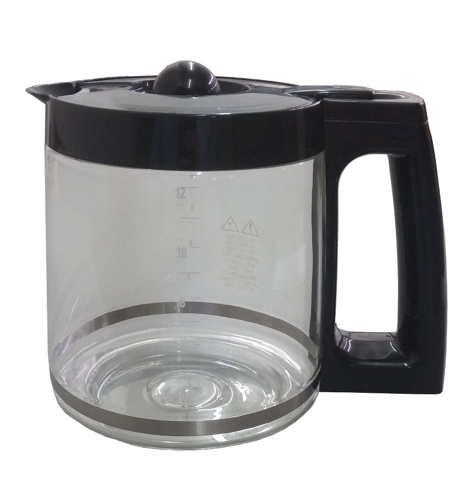Hamilton Beach 49983, 49976, 49980, Replacement Carafe for FlexBrew Two Way Coffeemaker