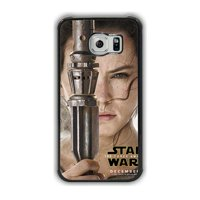 Star Wars The Force Awakens Rey Galaxy S6 Case