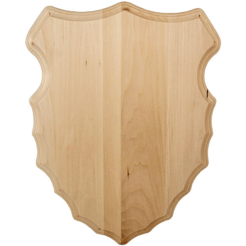 "Walnut Hollow Basswood Plaque, 18"" x 14"" x 3/4"", Vanguard"