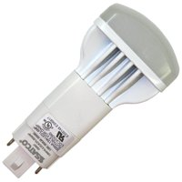 Satco 09307 - 13W/VL/LED/CFL/850/4P (S9307) LED 4 Pin Base CFL Replacements