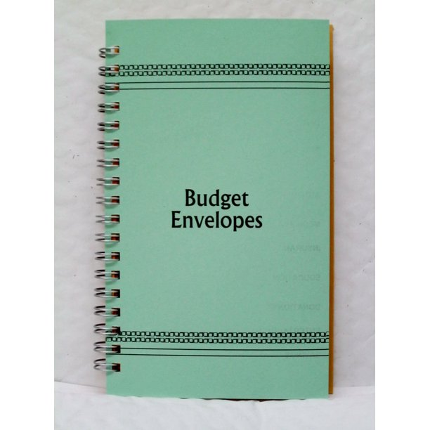 Budget Envelopes Vintage Style Simple Budget System Works Light Green Cove