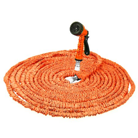 200FT Expandable Garden Hose Pipe with 7 in 1 Spray