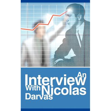 An Interview with Nicolas Darvas by