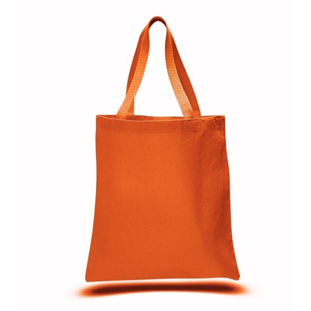 (24 Pack) 2 Dozen - Promotional High Quality Canvas Tote Bags by ToteBagFactory