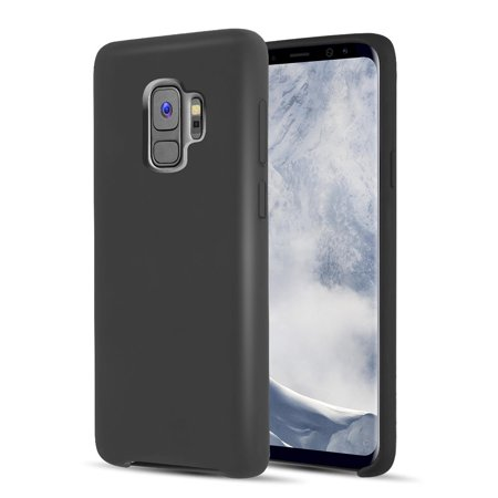 designer fashion f34c2 eac15 Samsung Galaxy S9 Simplemade Liquid Silicone Back Cover Case