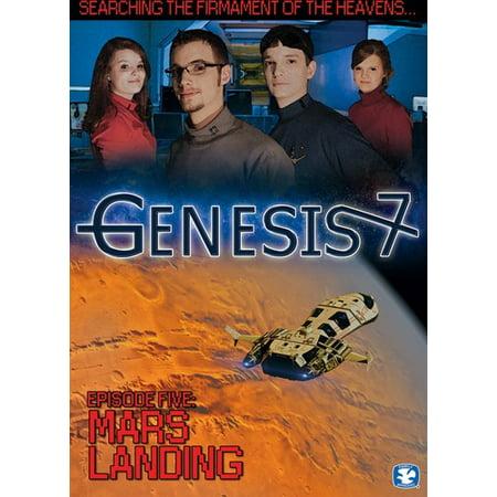 Genesis 7: Episode 5 - Mars Landing (DVD) - Martin Halloween Episodes