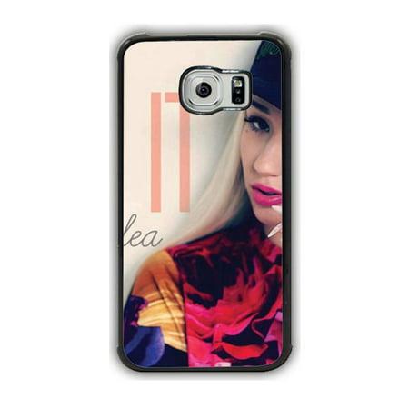 Iggy Azalea Galaxy S7 Case