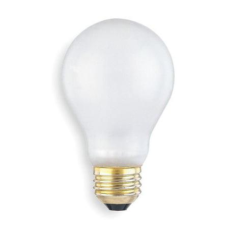 Lumapro 2cuy1 Incandescent Lamp A19 2800k 100wpk6