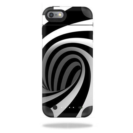 - MightySkins Protective Vinyl Skin Decal for Mophie Juice Pack Air iPhone 6 cover wrap sticker skins Tornado