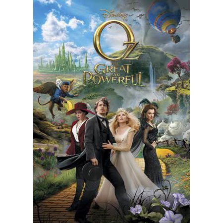 Oz the Great and Powerful (Vudu Digital Video on - Oz The Great And Powerful Oscar Diggs