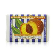 Le Deliziose Natural Soap -  Peach 5.3oz
