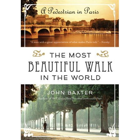 The Most Beautiful Walk in the World - eBook