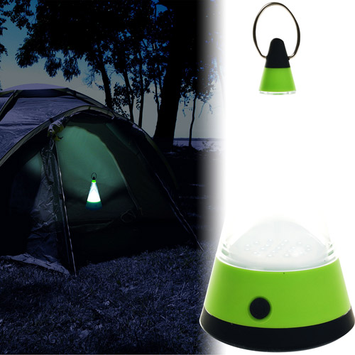 Whetstone 19 LED Camping Lantern, 2 Lighting Modes