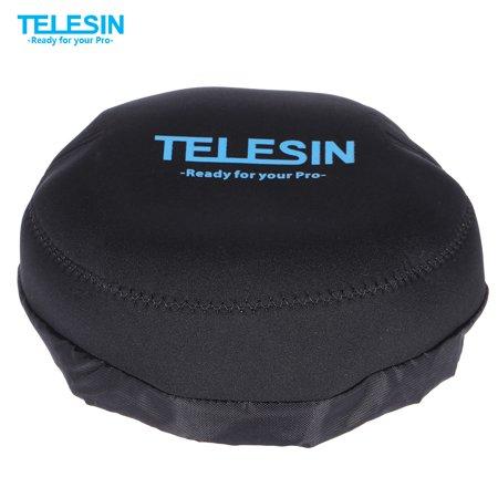 Neoprene Dome Port Cover (TELESIN Dome Port Protective Cover Hood for TELESIN 6in Dome Port for Gopro / Xiaomi Yi Sports Camera )