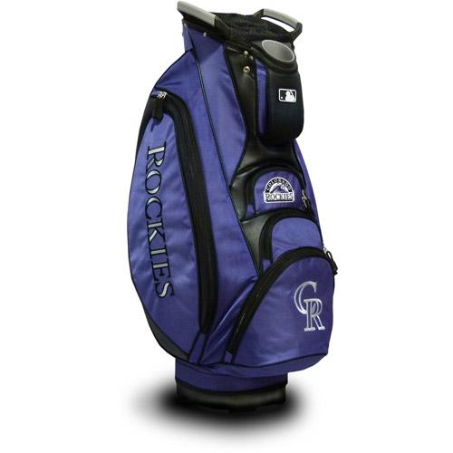 Team Golf MLB Colorado Rockies Victory Golf Cart Bag