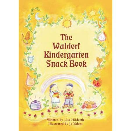 The Waldorf Kindergarten Snack Book - Easy Halloween Snacks For Kindergarten