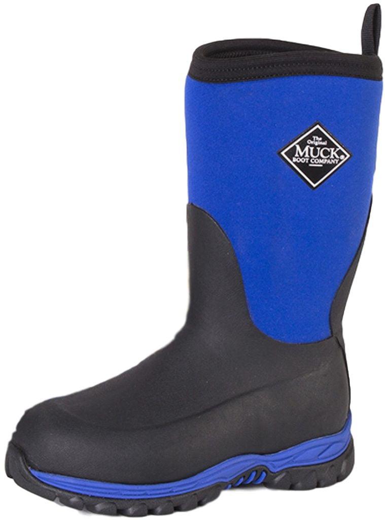 Muck Boots Boys Kids Rugged II Performance Sport Winter Black RG2-200