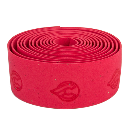 Cinelli Bicycle Classic Cork Handlebar Tape RED Road Fixed Gear Track