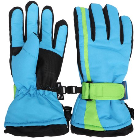 Simplicity Kids Snow Ski Glove Waterproof Thinsulate Winter Warm Mittens