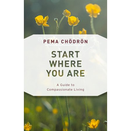 Start Where You Are : A Guide to Compassionate