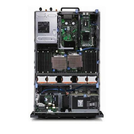 Refurbished Dell PowerEdge R710 SFF E5620 Quad Core 2.4Ghz 48GB SAS 6i/R - image 1 de 3