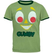 Gumby - Face Ringer T-Shirt - Large