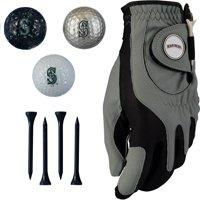 Seattle Mariners Golf Balls, Tees & Glove Set - No Size