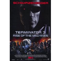 Terminator 3: Rise of the Machines (2003) 11x17 Movie Poster