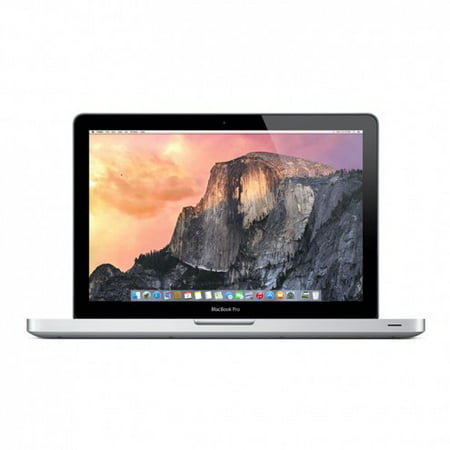 Solo 15.4 Leather Laptop - Refurbished Apple MacBook Pro 15.4 Intel Core 2 Duo 2.8 4GB 500GB Laptop MB986LL/A