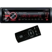Sony MEX-GS610BT Car CD/MP3 Radio Bluetooth iPhone In Dash Audio Receiver Unit